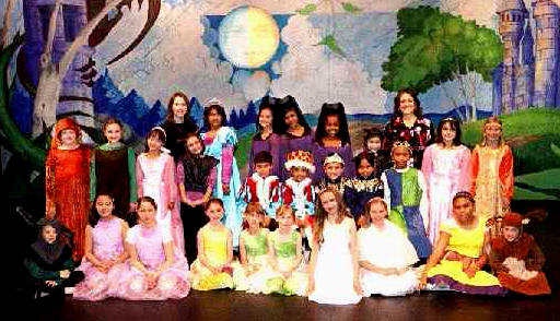 Musical Plays for Children to Perform!  Sleeping Beauty!