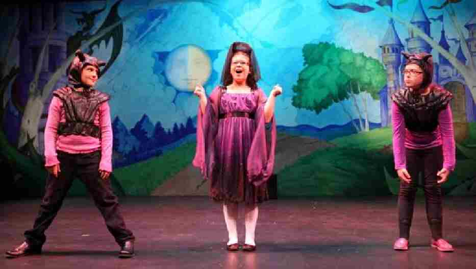 Easy Musicals for Kids to Perform!  Sleeping Beauty!