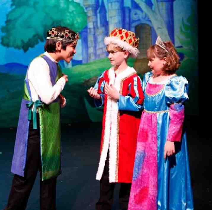 Dramatic Fun for Kids!  Sleeping Beauty!