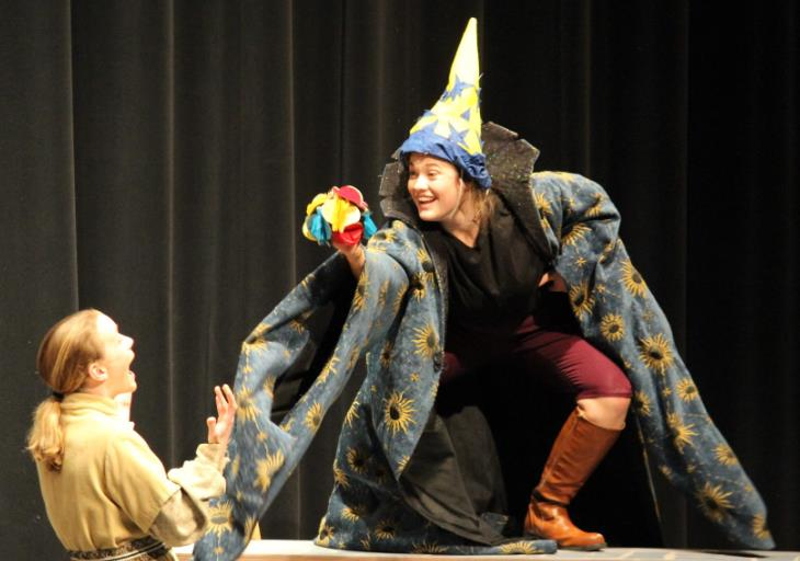 ArtReach's play Sword in the Stone