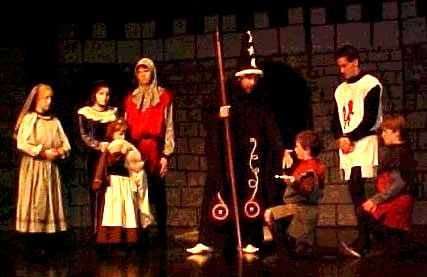 Small Cast Children's Plays - The Sword in the Stone