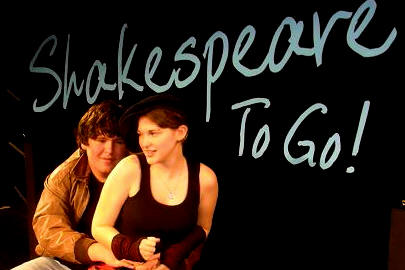 Play for Middle Schools and High Schools - Shakespeare to Go!