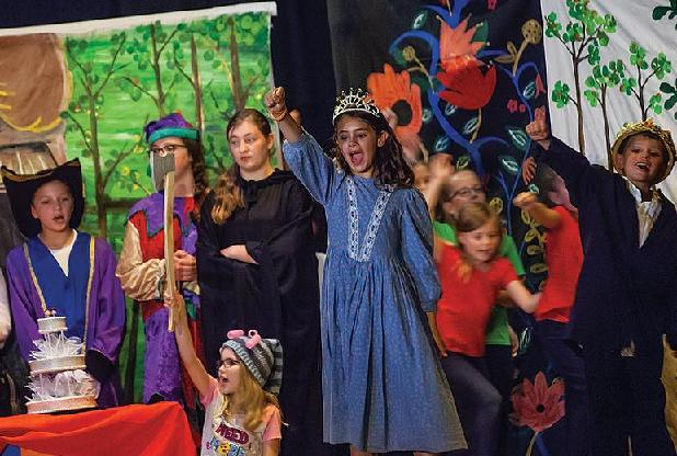 Snow White and the Seven Dwarfs Play for Kids to Perform