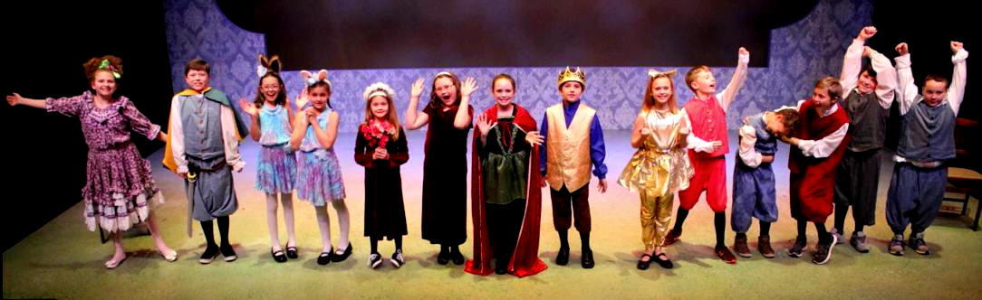 Bravo for the Kids of Snow White!