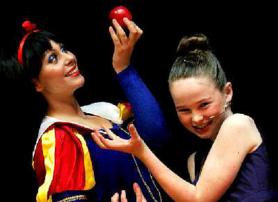 Fun and Easy for All Ages!  Snow White!