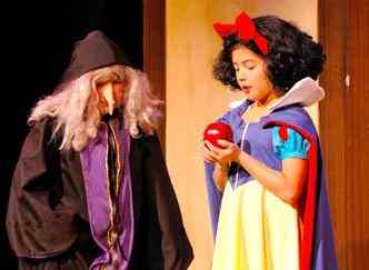 Children's Christmas Musical - A Snow White Christmas