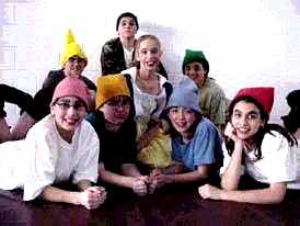 Large Cast Plays for Children to Perform - Snow White