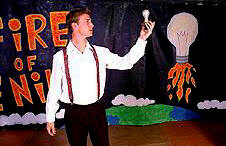 One Act Plays for Middle Schools and High Schools -  Thomas Edison: Fire of Genius
