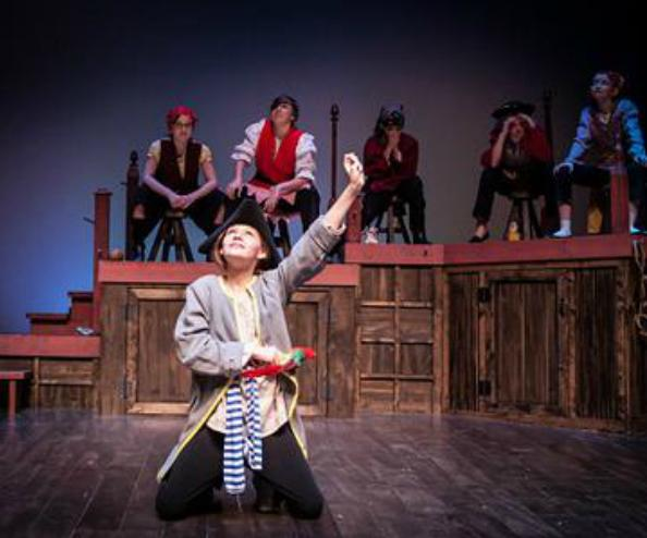 Every Kid's a Pirate in ArtReach's TREASURE ISLAND!