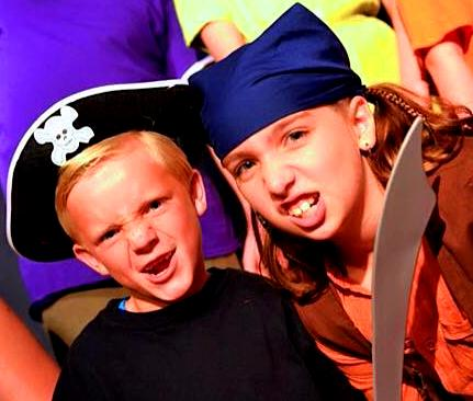 Treasure Island Play for Kids to Perform