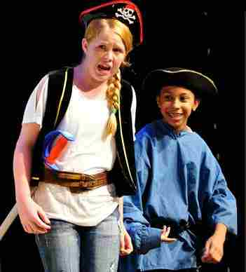 Musical Play, Treasure Island: Young Pirates of the Caribbean!