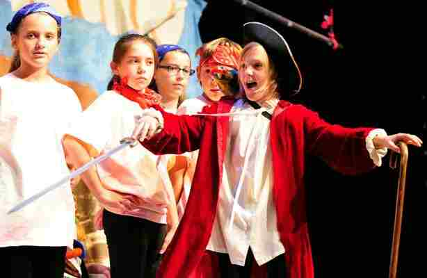 Musical Fun for Kids - Treasure Island