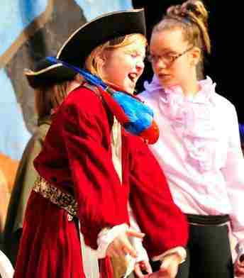 Treasure Island Musical for Schools!