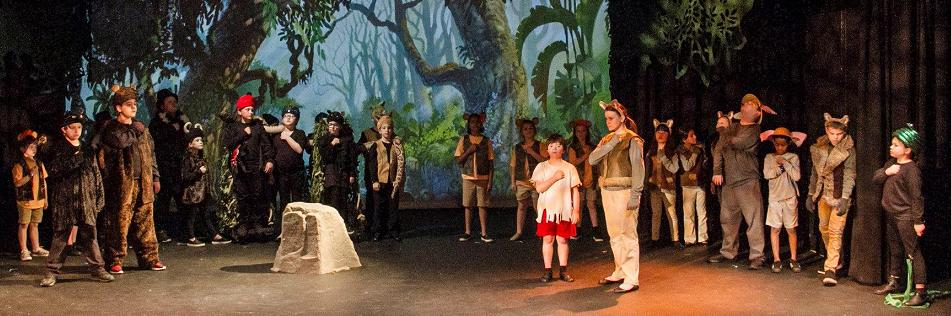 Large Cast Production of ArtReach's THE JUNGLE BOOK