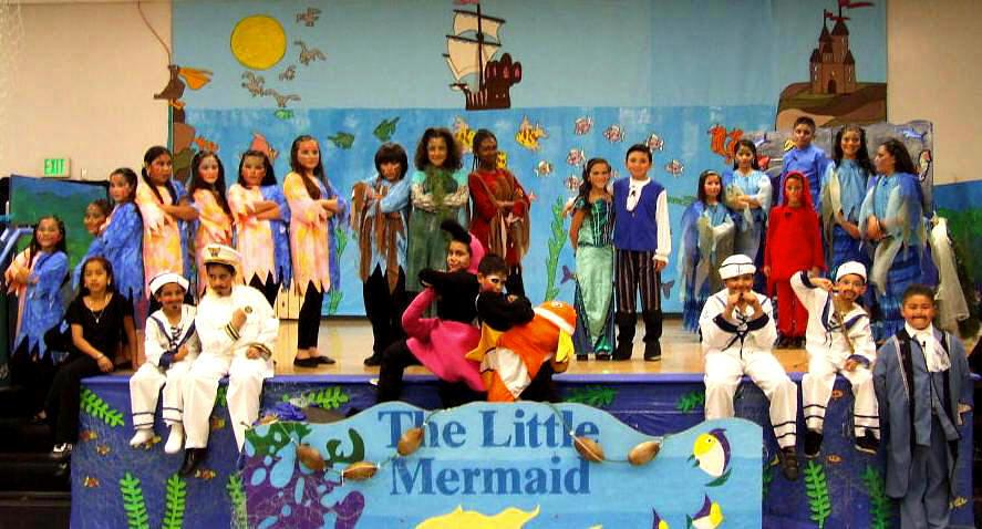 Children's Musical for Kids to Perform - The Little Mermaid