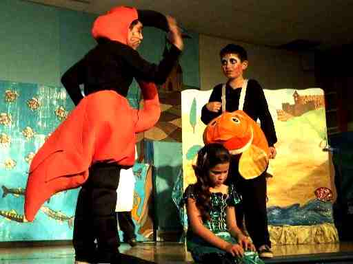 Musical Play for Children to Perform - The Little Mermaid