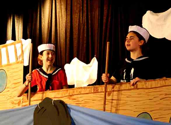 Fun Sailor Roles for Kids!