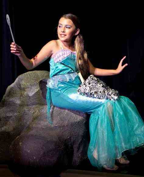 School Plays Musical for Kids! - The Little Mermaid!