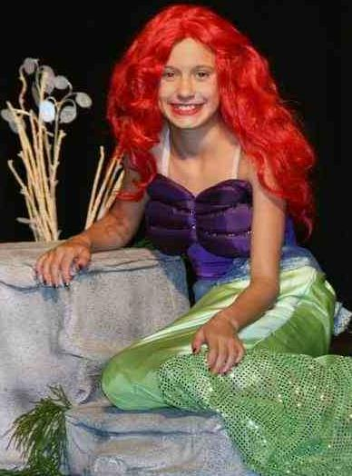 The Little Mermaid script for Virtual Performances