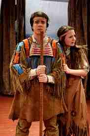 Trail of Tears - One Act Play for High Schools and Middle Schools