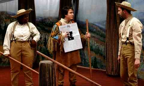 Plays and Scripts for Touring to Schools - Trail of Tears
