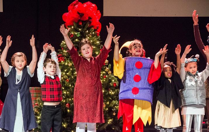 Christmas Musical for Kids to Perform