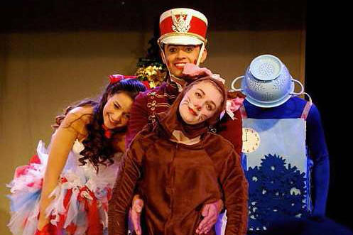 The Velveteen Rabbit Large Cast Christmas Play for Kids to Perform