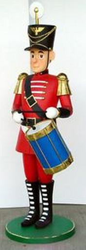 Kids Play Toys - Tin Soldier