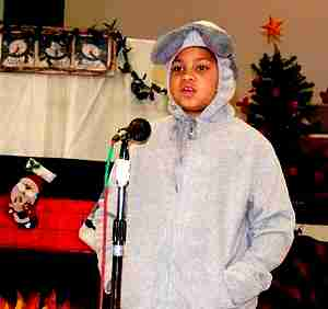 Children's Christmas Musical Play - Twas the Night Before Christmas