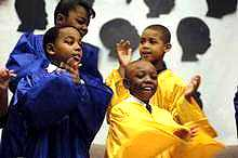 School Plays for Children - We Are The Dream: Martin Luther King