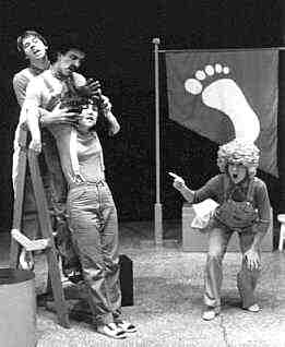 Small Cast Plays for Children - Why Do Heroes Have Big Feet?