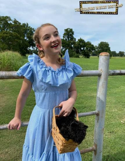 ArtReach's Wizard of Oz performed in Tulsa