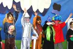 El Mago de Oz!  Bilingual Play for Kids!