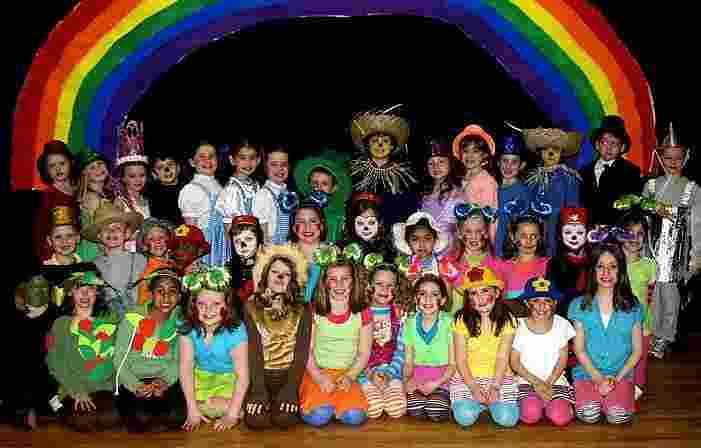 Large Cast School Plays for Children - The Wizard of Oz!