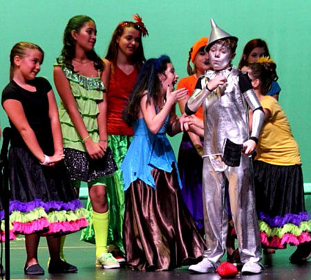 Fun roles for kids of all ages in ArtReach's THE WIZARD OF OZ!