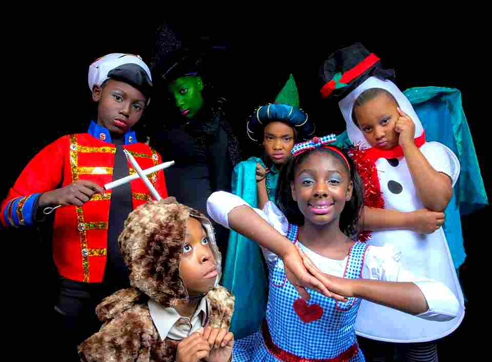 Every Child Shines in A Christmas Wizard of Oz!