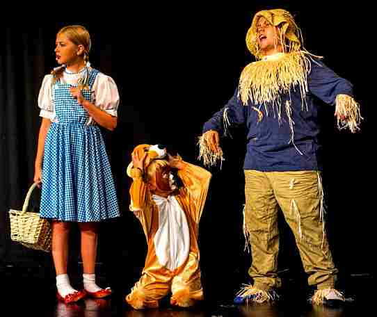 Wizard of Oz for children to perform!