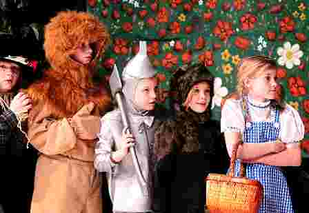 The Wizard of Oz!  Large Cast Play for Kids to Perform!