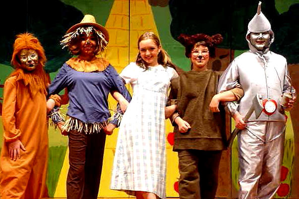 Large Cast Children's Play for Kids to Perform - The Wizard of Oz